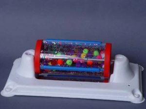 Glitter Roll Music Box Switch