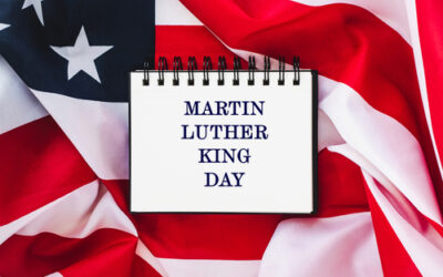 Happy Martin Luther King Jr. Day! January 18, 2021