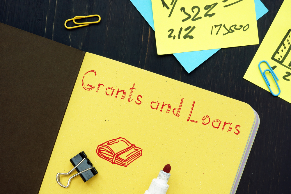 Grant Funding for Small Businesses Now Available!